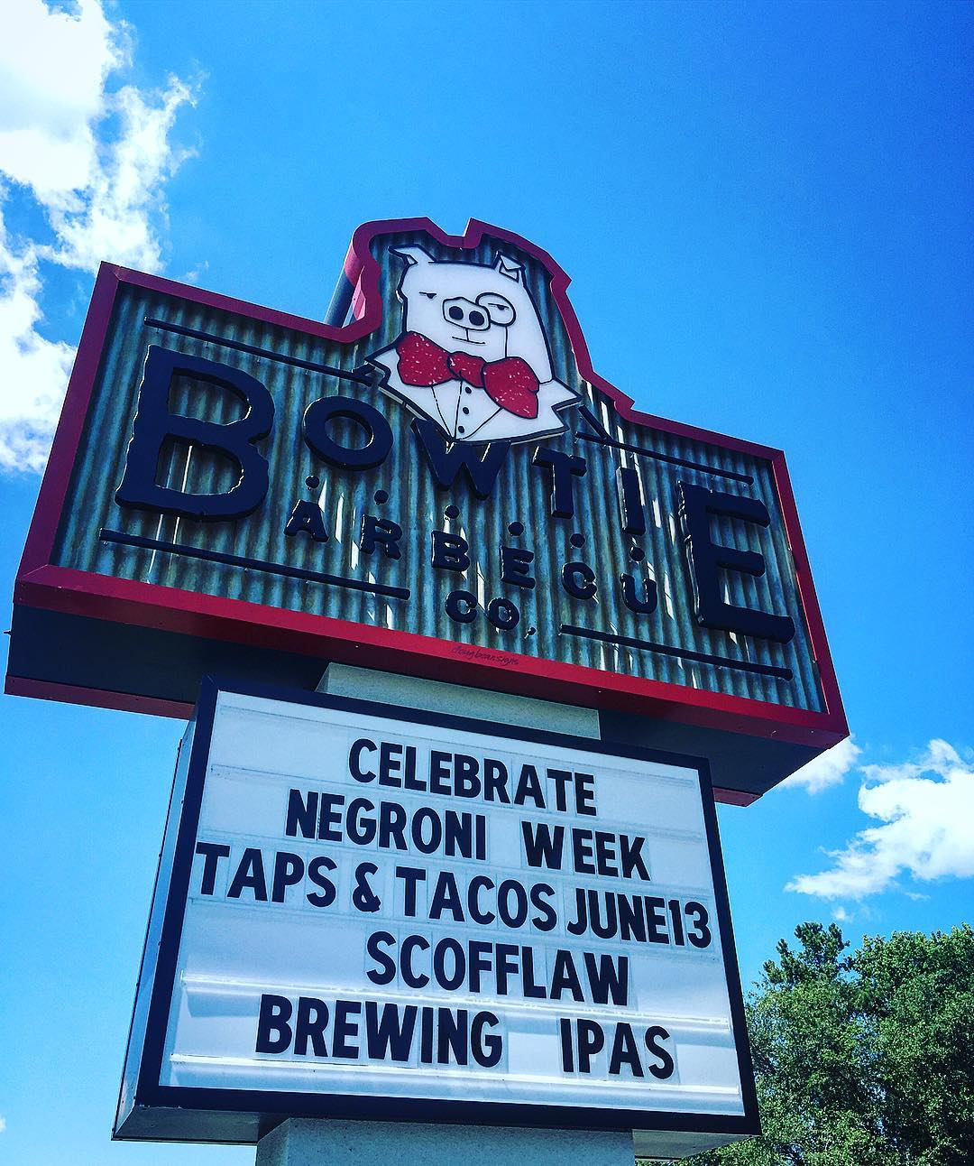 Negroni Week is in full swing! Also, Taps + Tacos…
