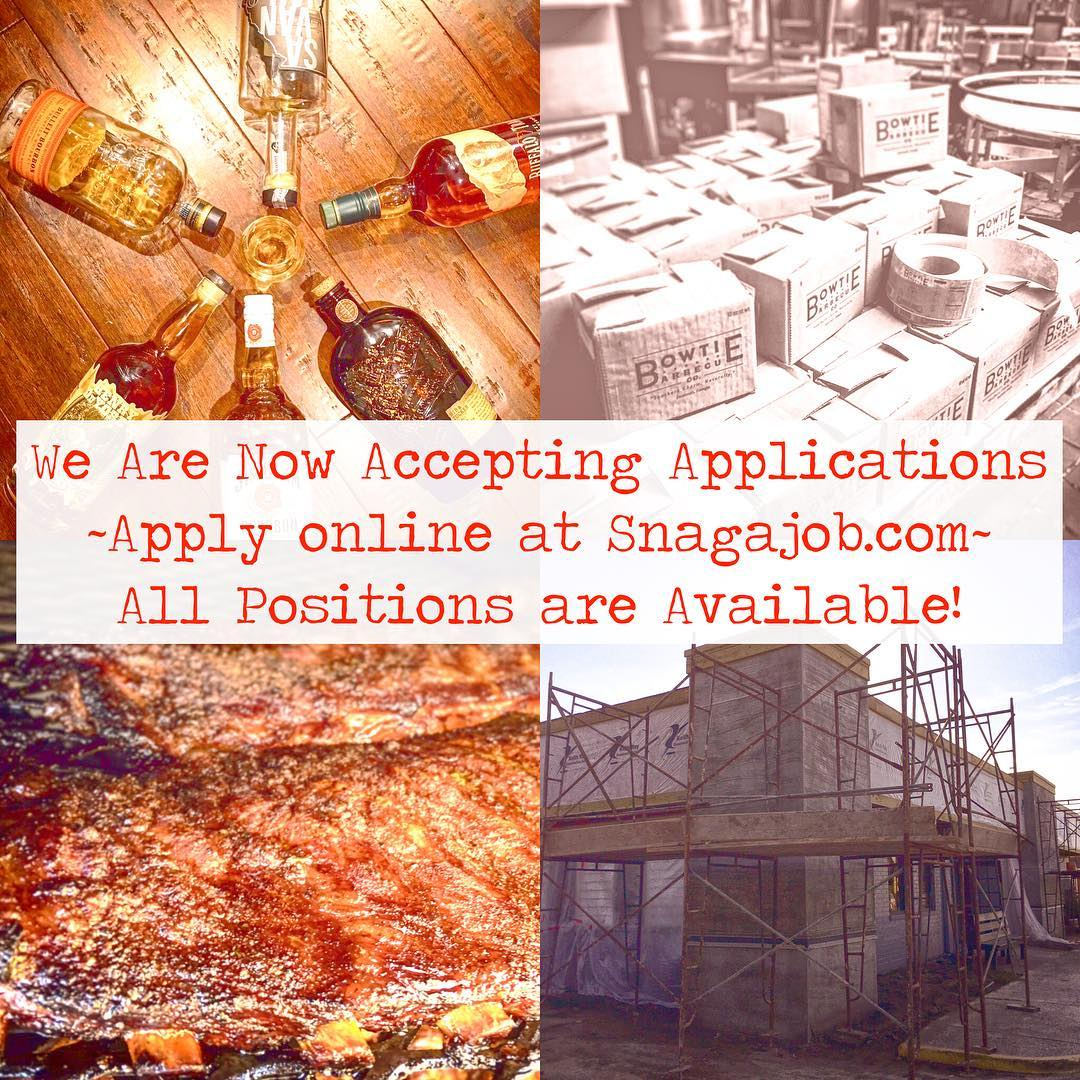 Hey folks! We're accepting applications now. So get yourselves over...