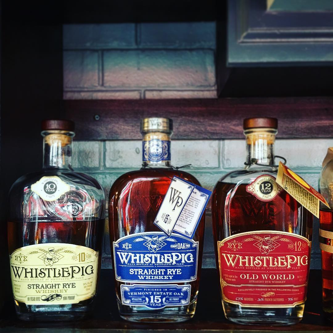 Whistlepig 15 Year Straight Rye Whiskey just arrived today. Finished...