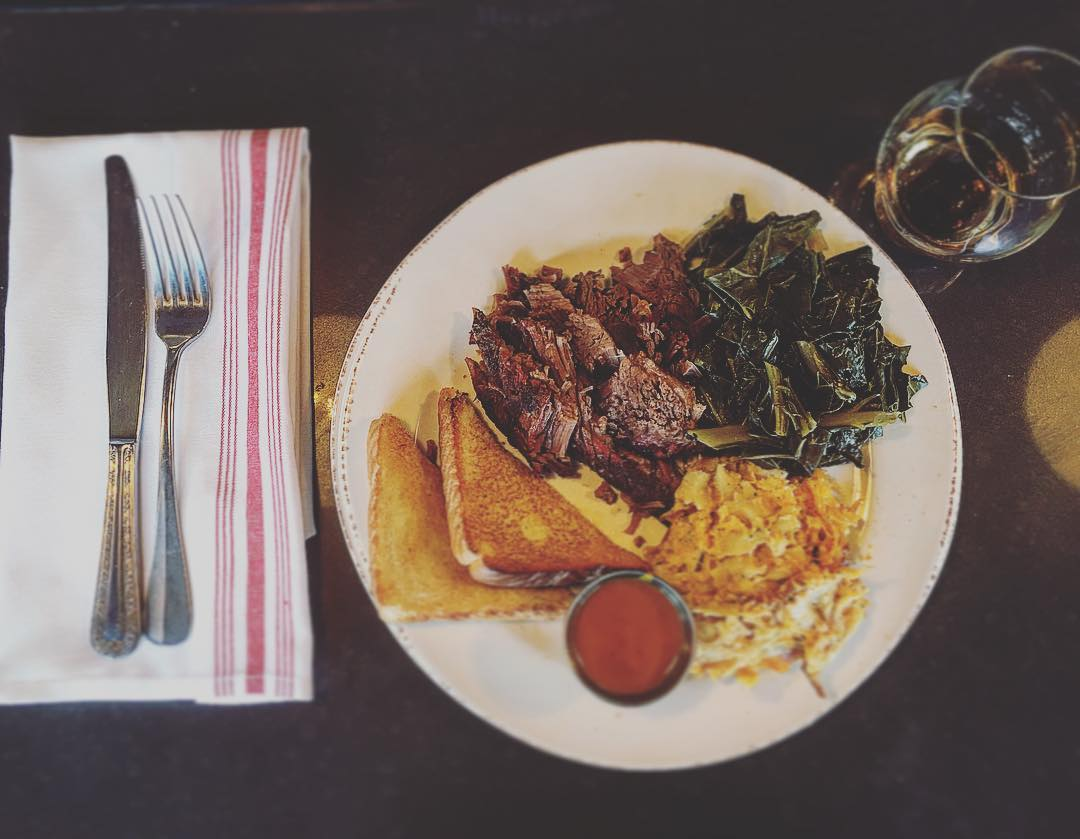 Celebrate Repeal Day with smoked brisket and whiskey. That's how...