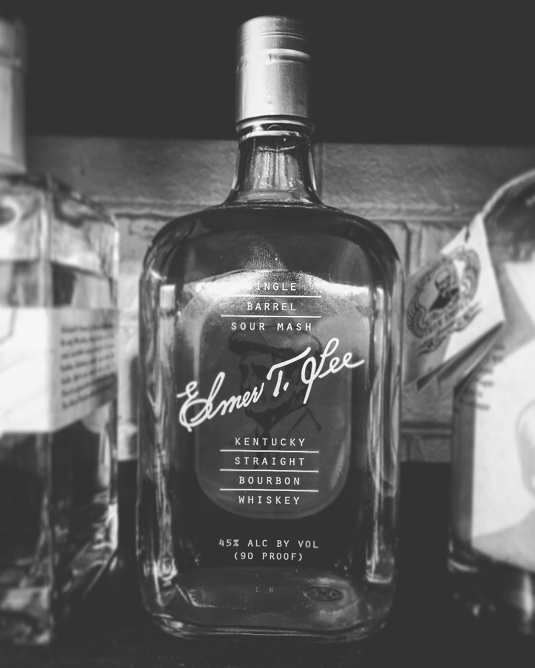 Elmer T. Lee just hit the shelf this weekend. Perfect…